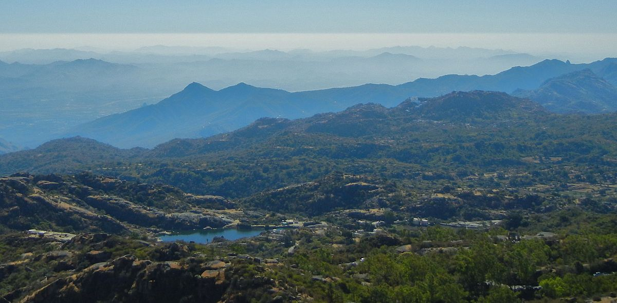 Mount Abu Rajasthan S Only Hill Station