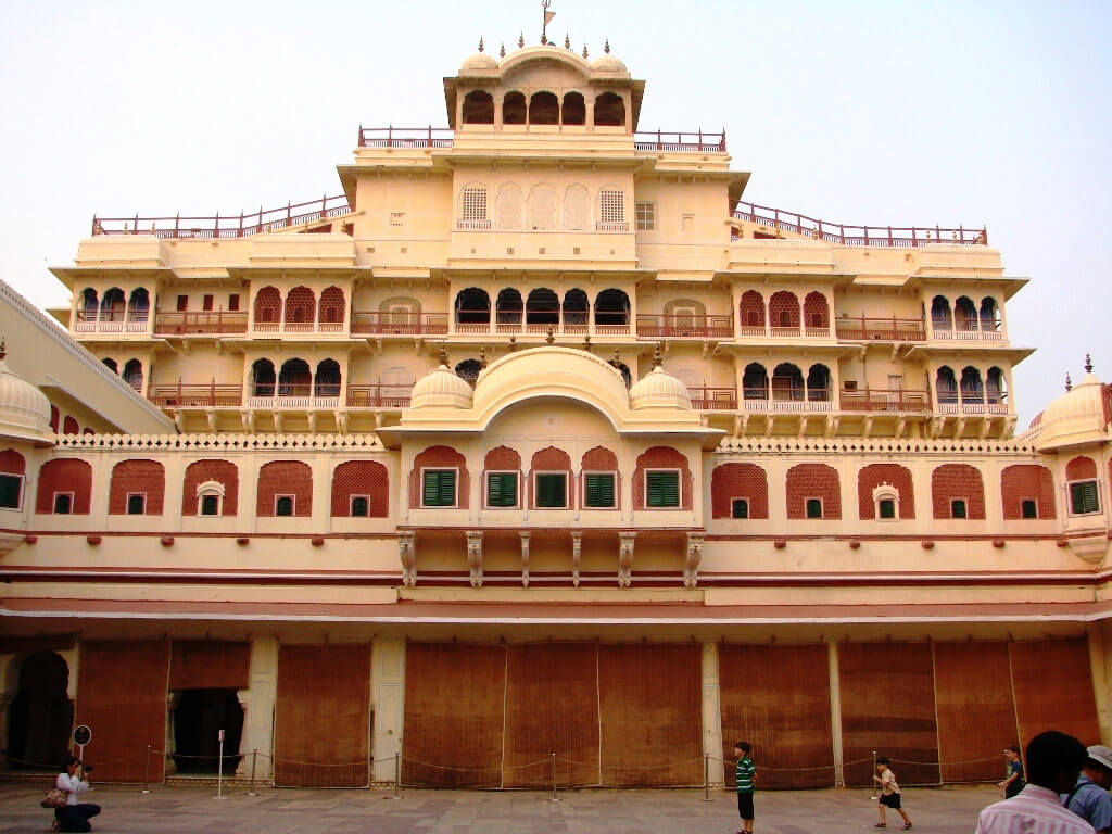 city-palace- Tourist places to visit in Jaipur city