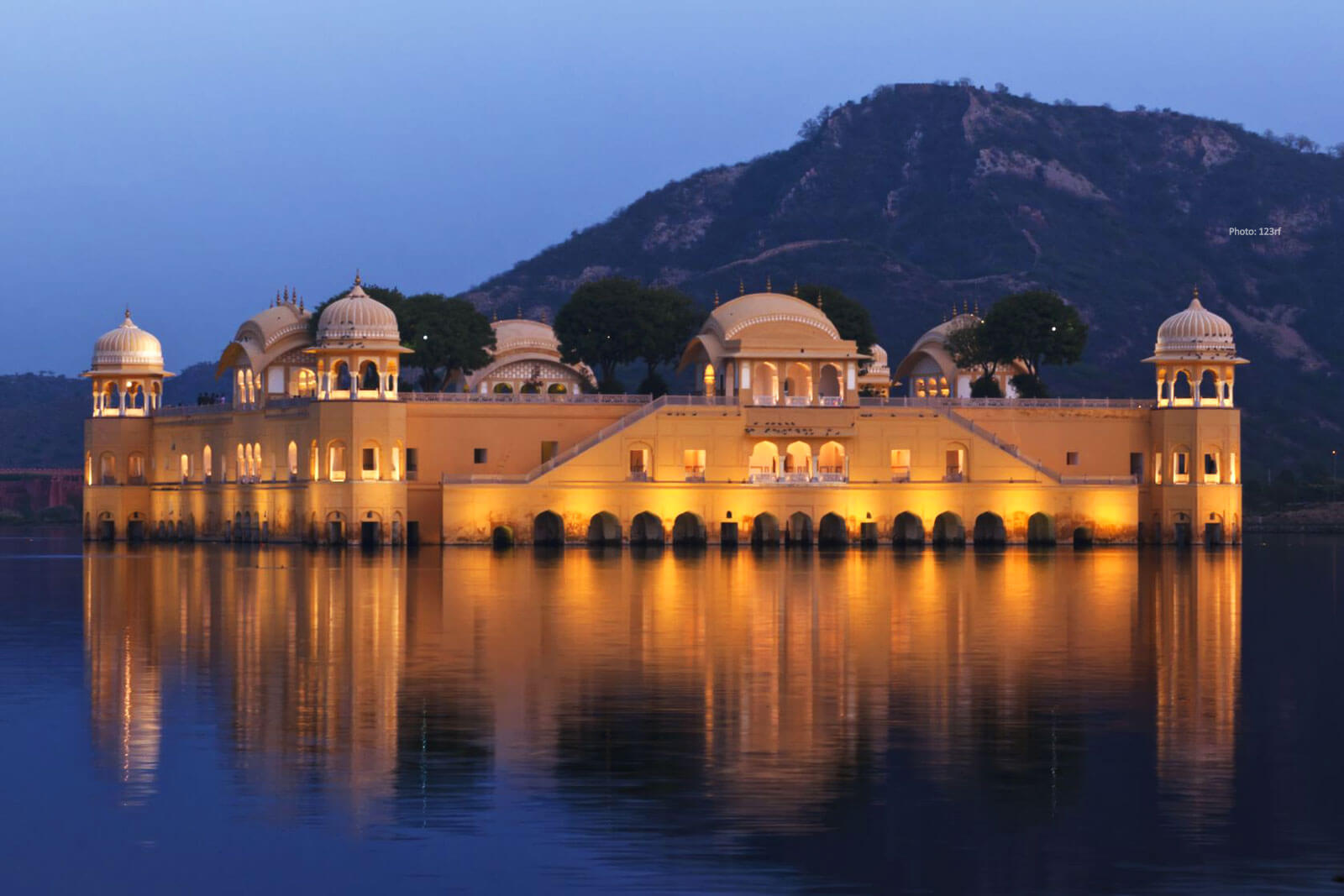 jal-mahal - Tourist places to visit in Jaipur city