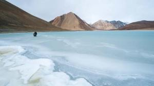 6 stunning high altitude lakes of India that remain frozen