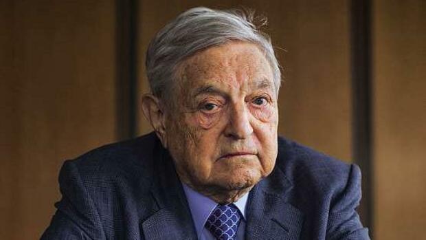 Der Investor und Philanthrop, George Soros, im Interview mit WirtschaftsWoche. (zum Vergrößern bitte anklicken) Quelle: Laif