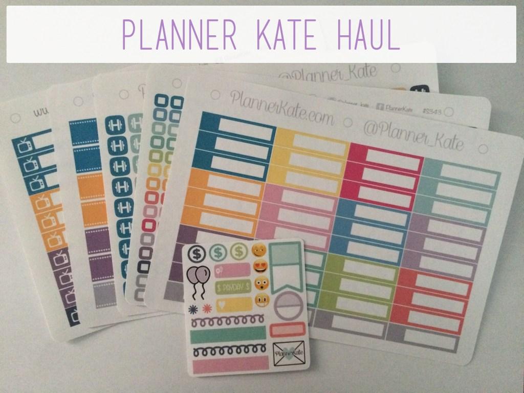 Planner Kate Haul | The Rebel Planner