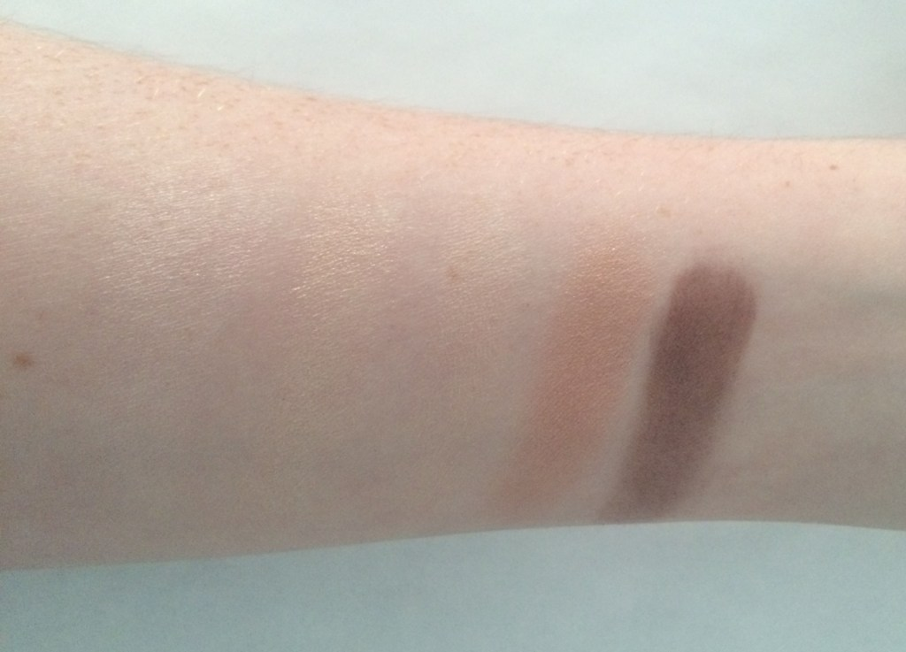 Swatches left to right: Blonde, Bathwater, Skimp, Steady, Punk.