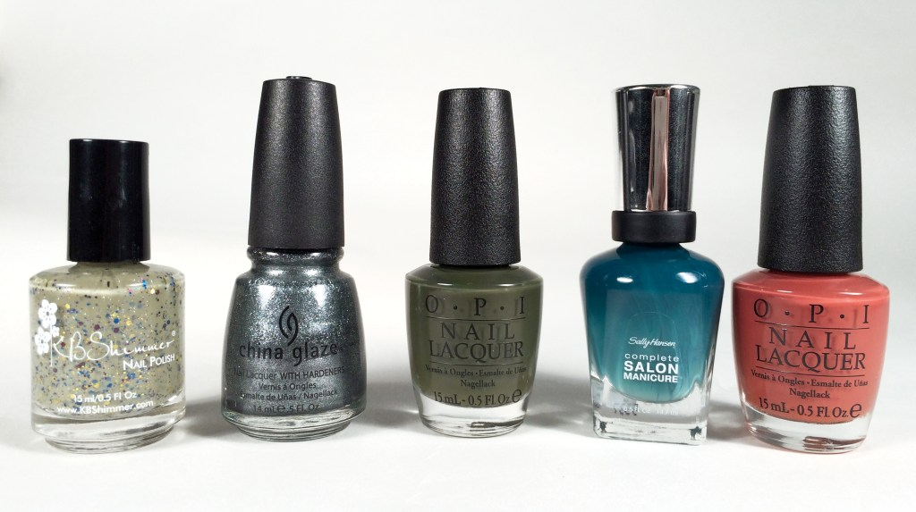 Top 5 Favorite Fall Nail Polishes   The Rebel Planner