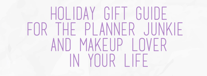 Holiday Gift Guide | The Rebel Planner