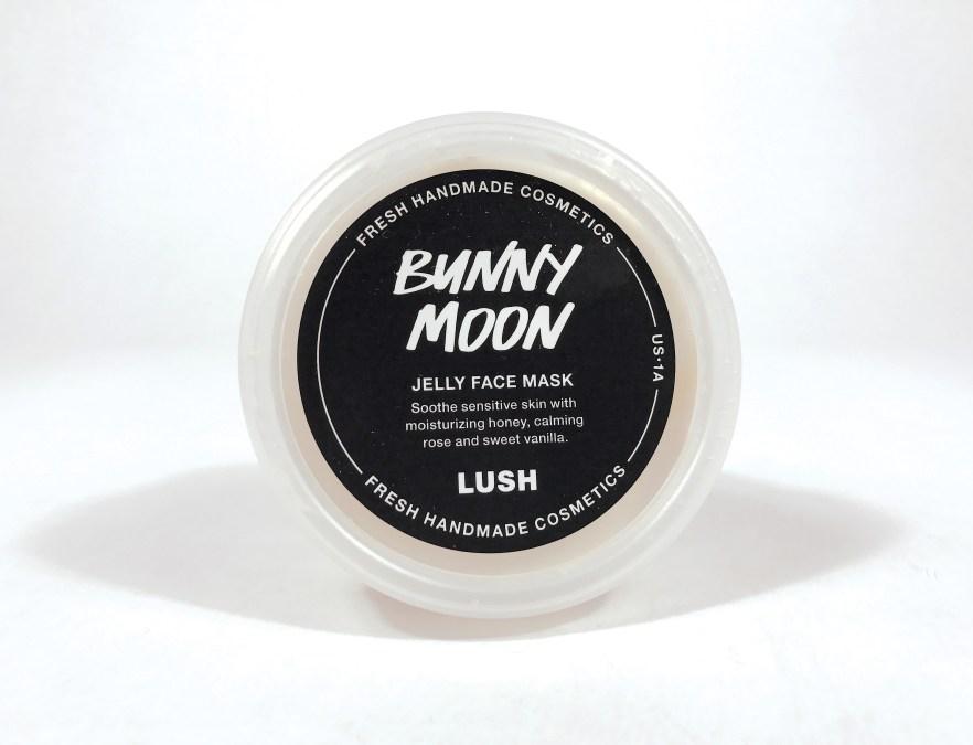 Lush Bunny Moon Jelly Face Mask