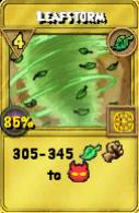 Wizard101 How To Get Leaf Storm | Jidileaf co