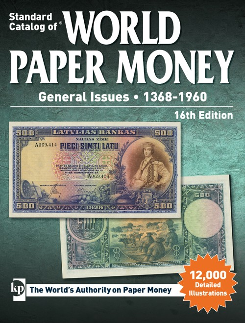 Standard Catalog of World Paper Money, General Issues 1368 ...
