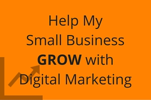 Help Me Boost My Small Business Digital Marketing - Call To Action - Contact Us For More