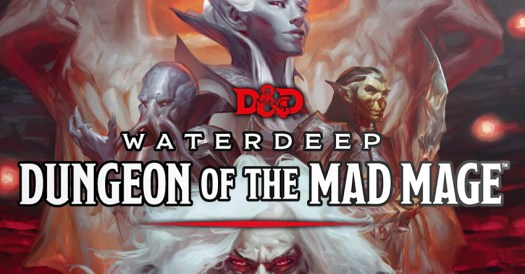 Preview: Waterdeep Dungeon of the Mad Mage Map Pack - Wizard's