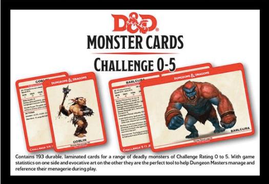 5e Monster Template
