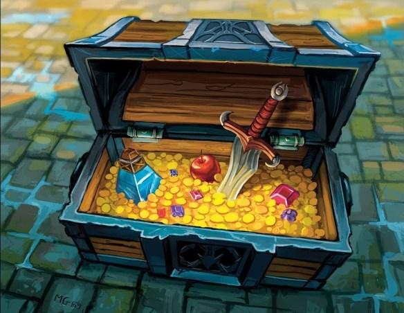 D&D Adventurers League Evergreen Magic Items for Season 8