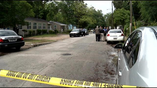 Sheriff Talks About Infant Shooting Investigation (Image 1)_27583