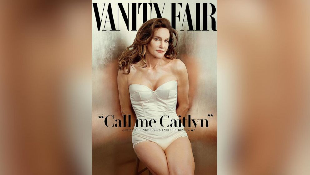 Caitlyn Jenner, Formerly Known as Bruce, Poses for Vanity Fair (Image 1)_29700