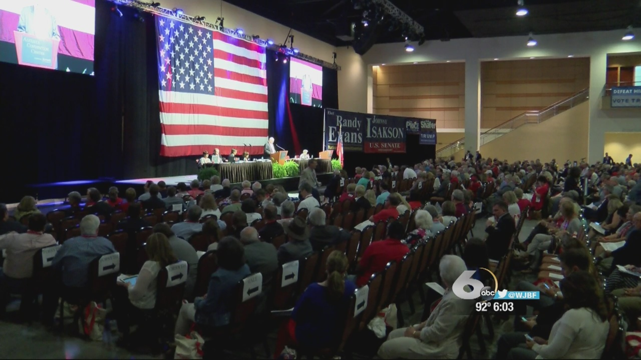 Georgia GOP Convention Day 2_152439