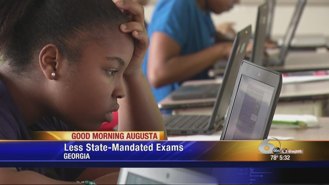 Less State-Mandated Exams in Georgia_169684