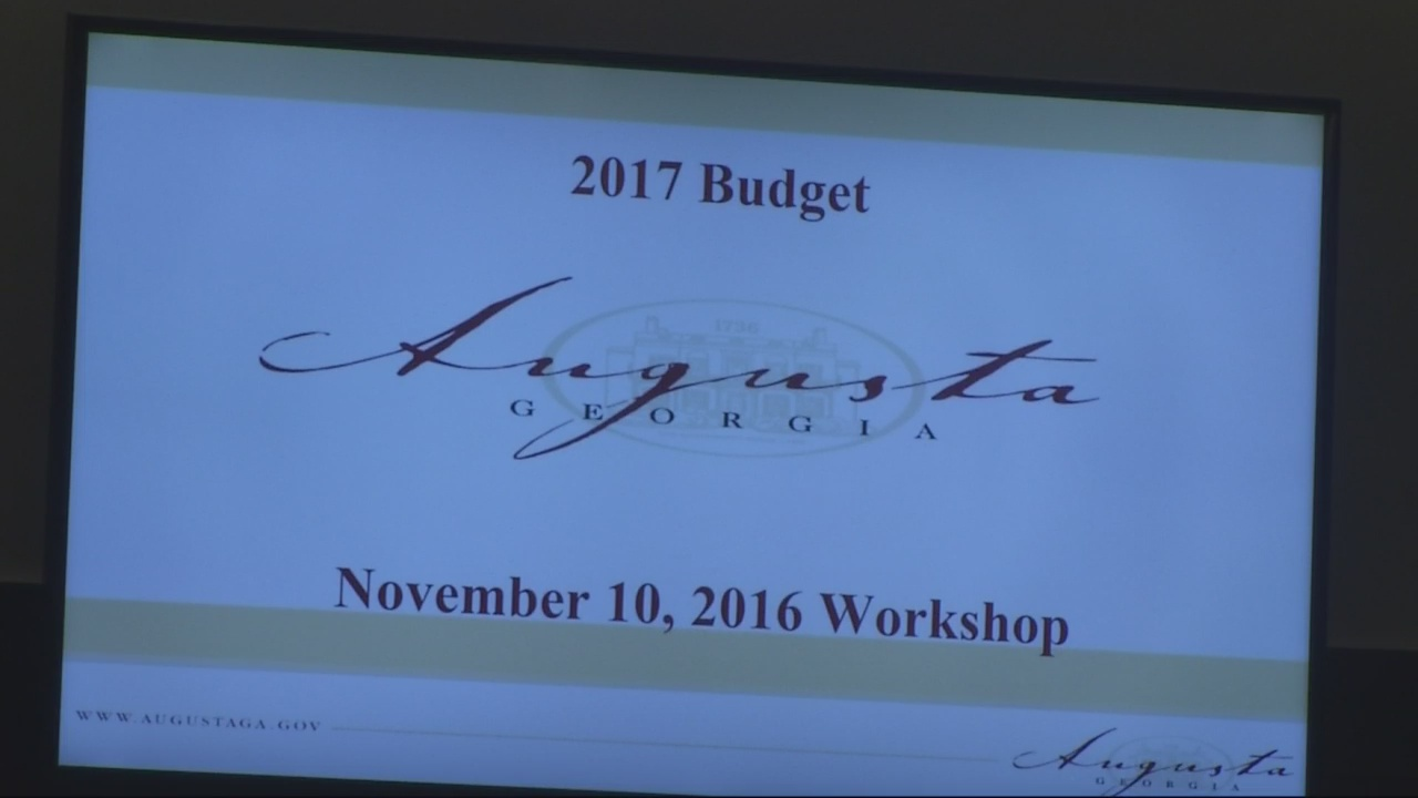 Augusta budget still needs work as approval deadline nears