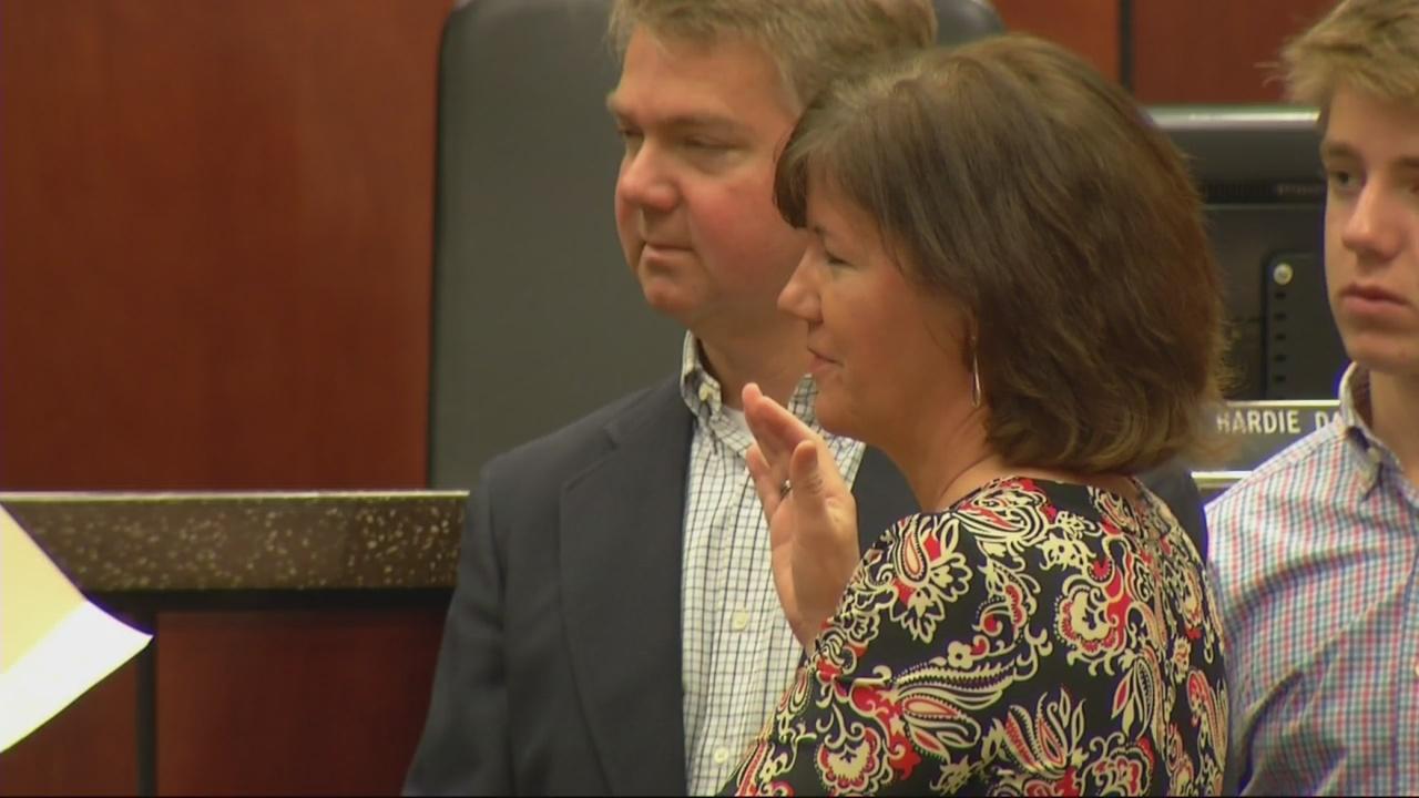 Commissioner Mary Davis tabbed as Mayor Pro-Tem