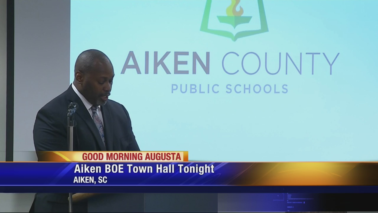 Aiken BOE to host town hall meetings