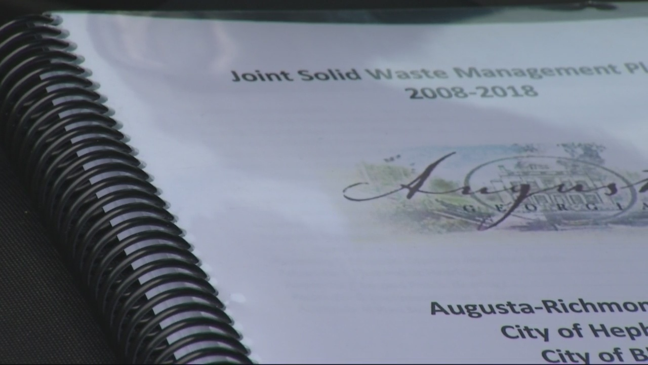 Commission doesn't heed department directors concerns on landfill