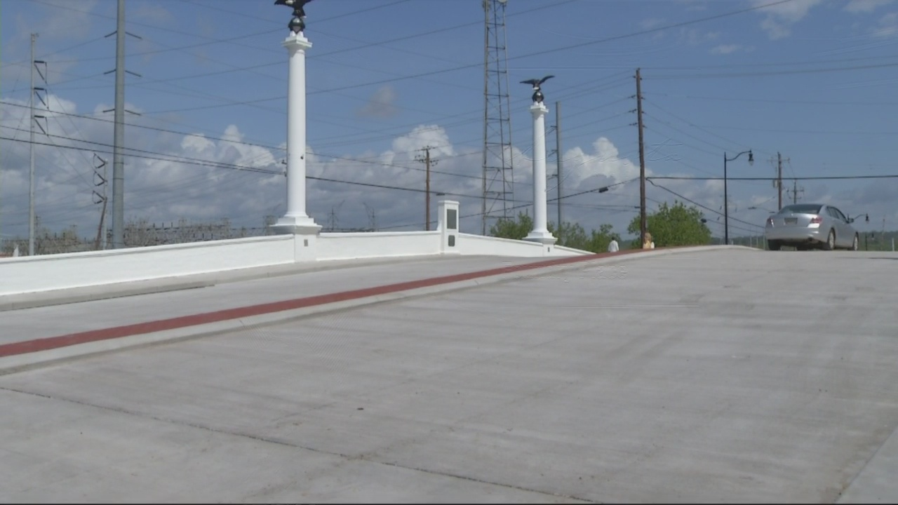 Butt Bridge to reopen Friday a re-dedication is proposed