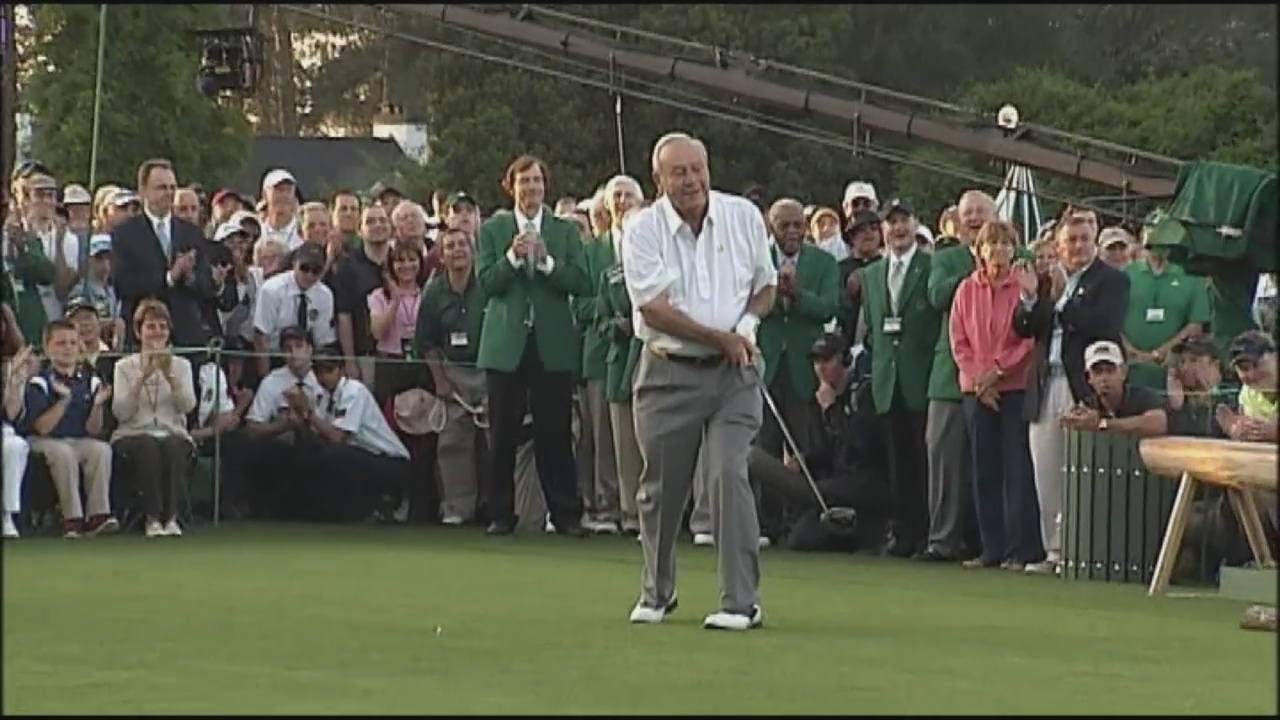 Past Masters Champions remember The King