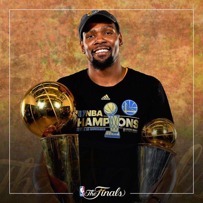 Kevin Durant NBA Finals 2017_273977