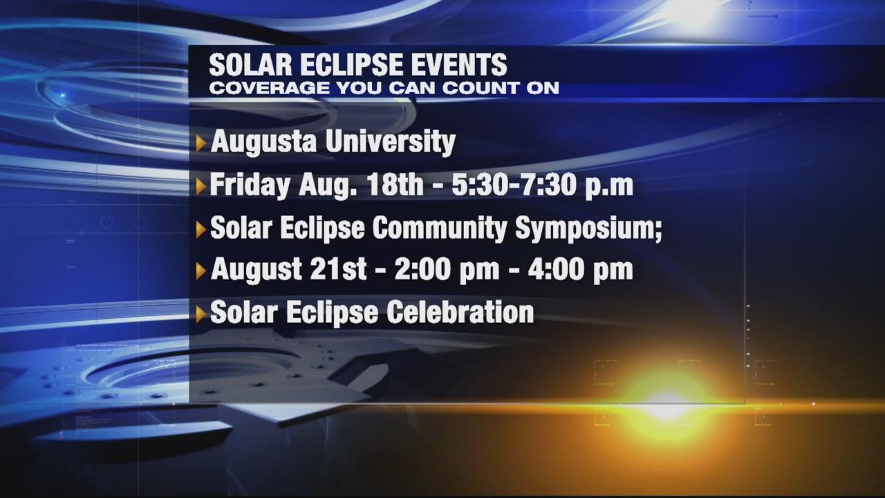 AU Solar Eclipse