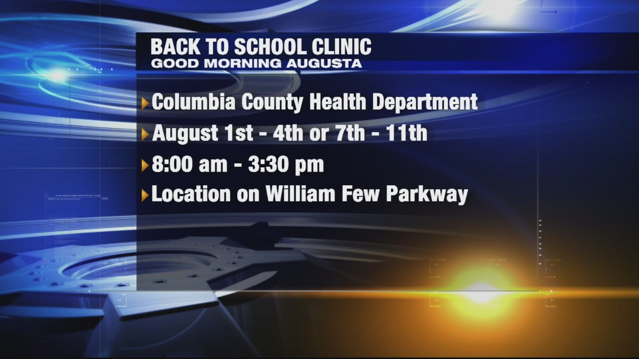back to school health clinic_297630