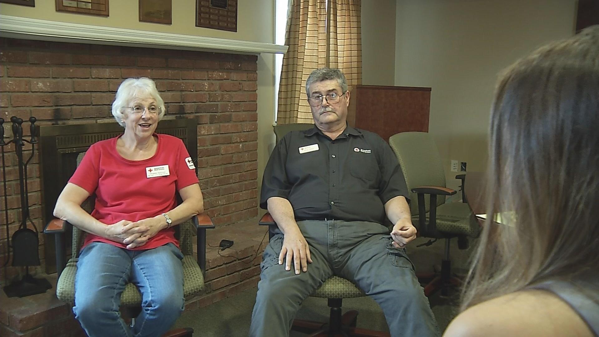 Aiken Red Cross Volunteers in Texas_329247