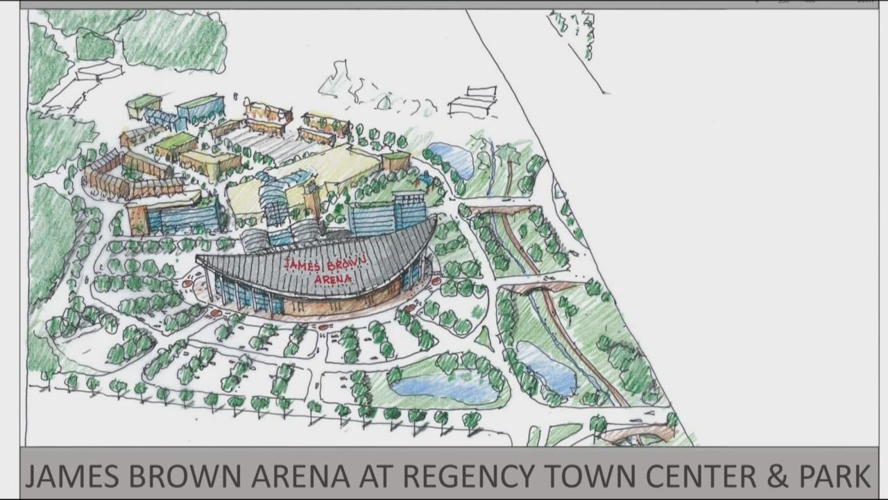 New arena at Regency returns before commissioners