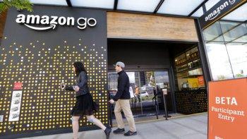 Amazon Cashier less Store_369611