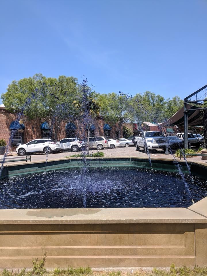 Lupus Fountain