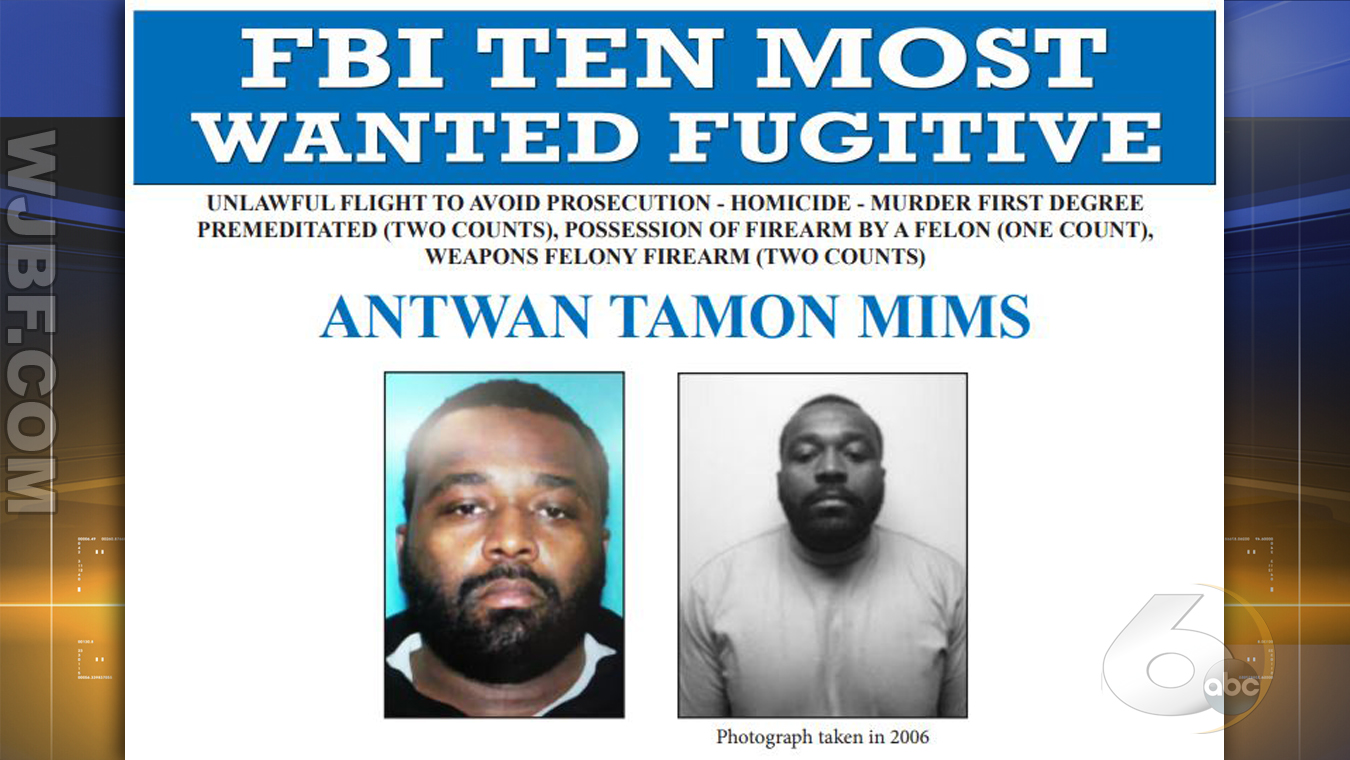 FBI fugitive wanted for murder in Michigan has ties to Augusta