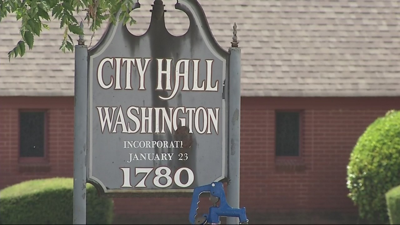 Washington Mayor's residency called into question