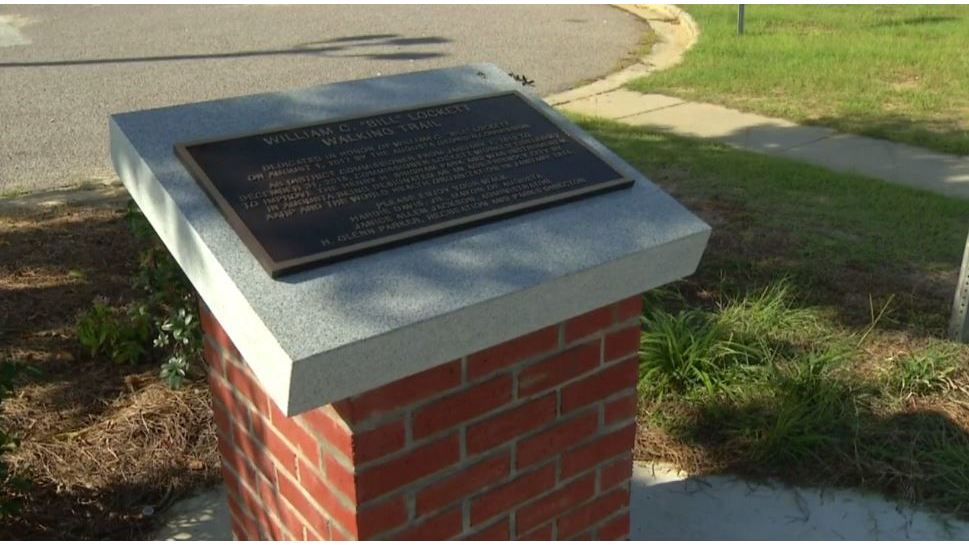 Plaque causing problems for some commissioners