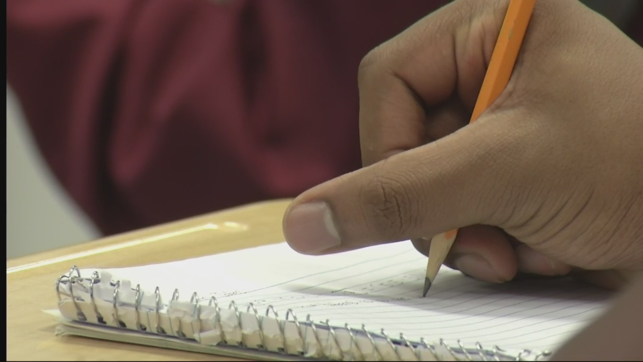 Local leaders point to education to help reduce crime among kids.