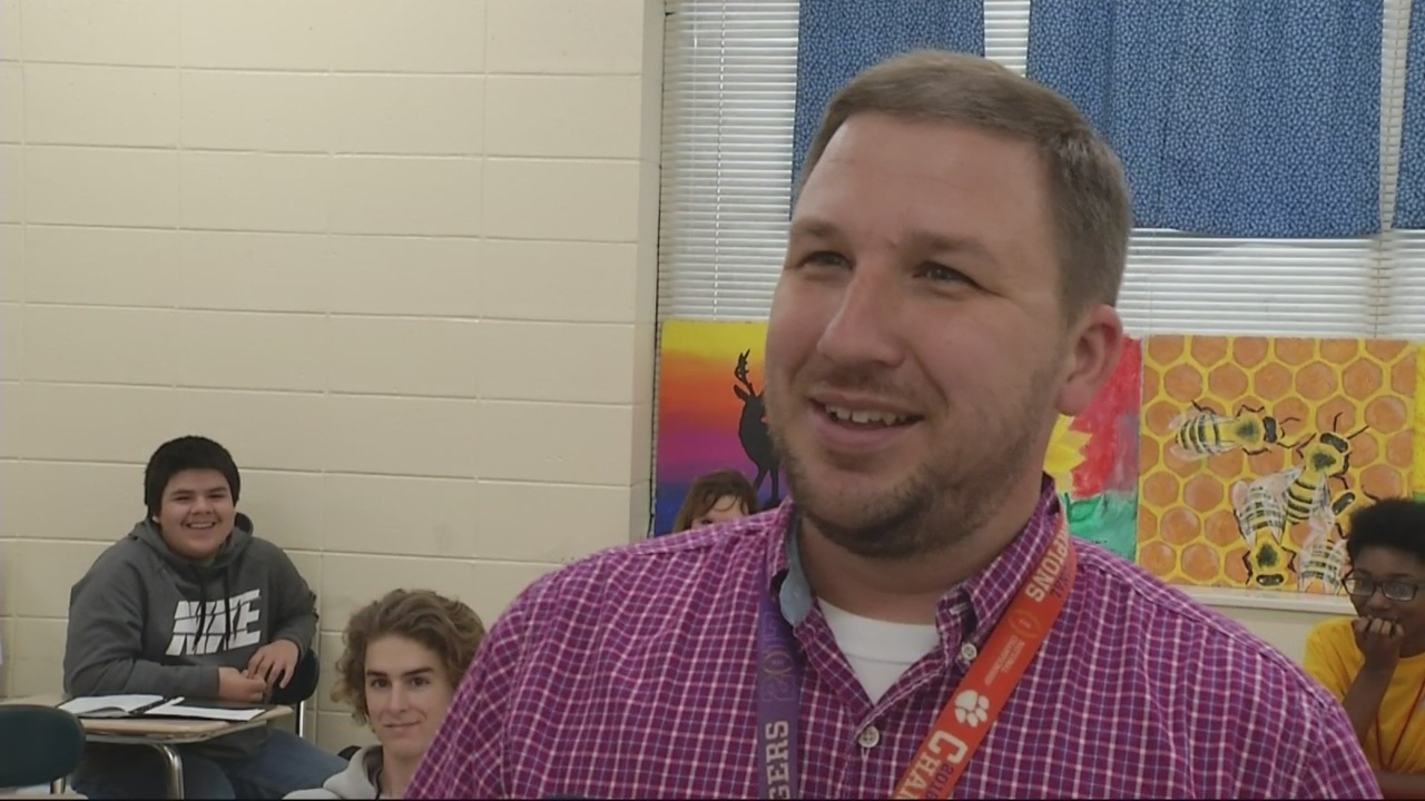 Golden Apple: Rick DuBose