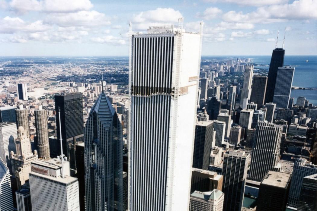 Building Tallest Skyline Philadelphia