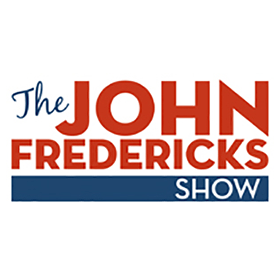 john fredericks radio logo