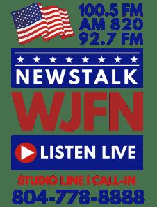 wjfn radio footer logo