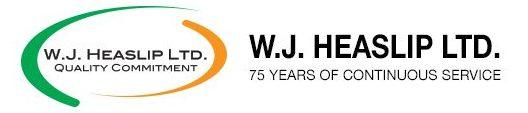 W.J. Heaslip Ltd Logo