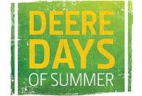 Deere Days Of Summer
