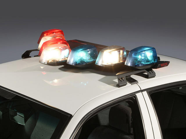 police car lights_63096