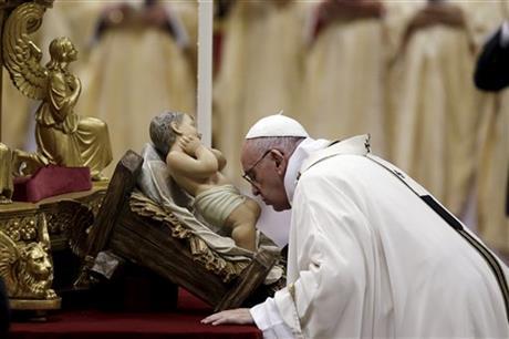 pope baby Jesus_87887