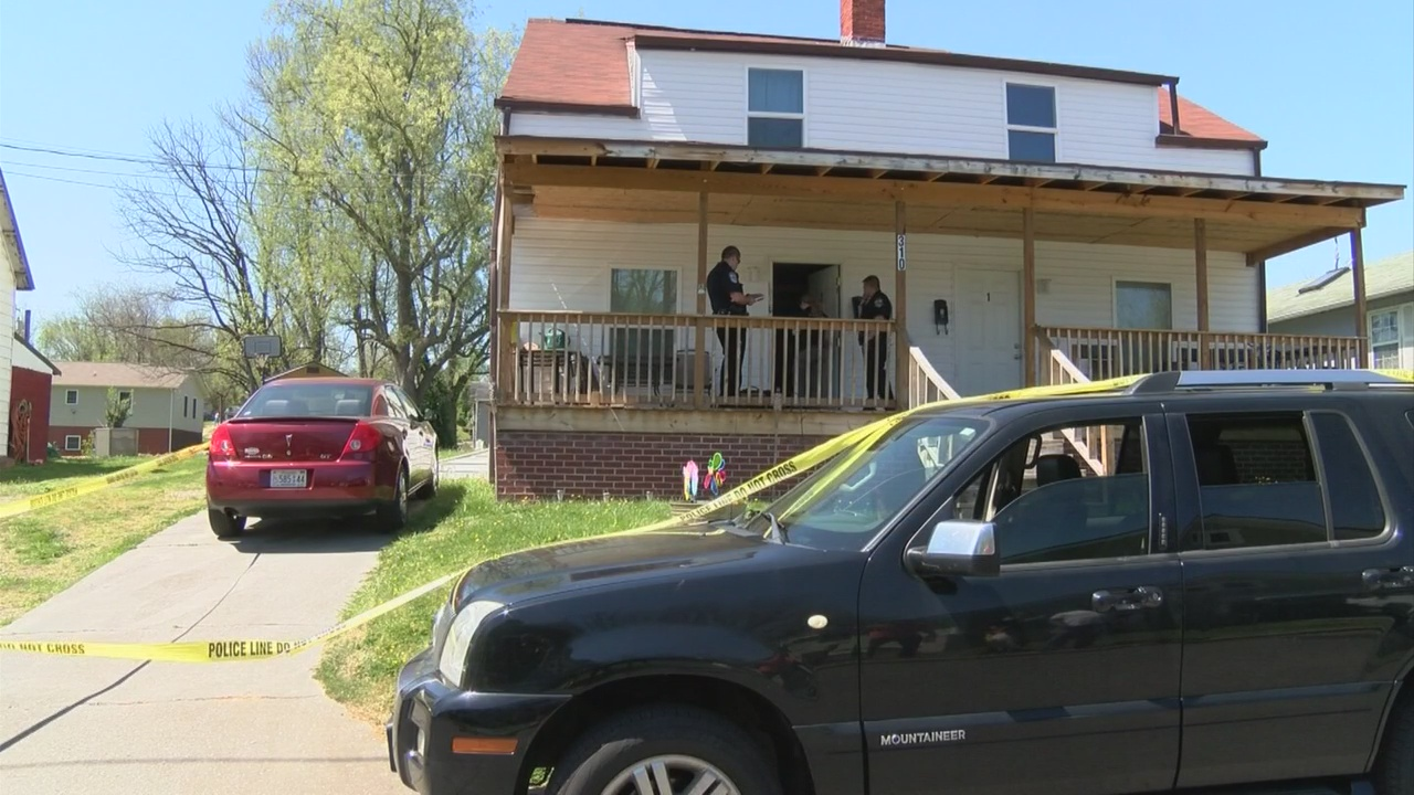 Johnson City police reveal names of two found dead in West Chilhowie Avenue home