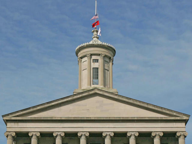 Tennessee Capital Building_106292