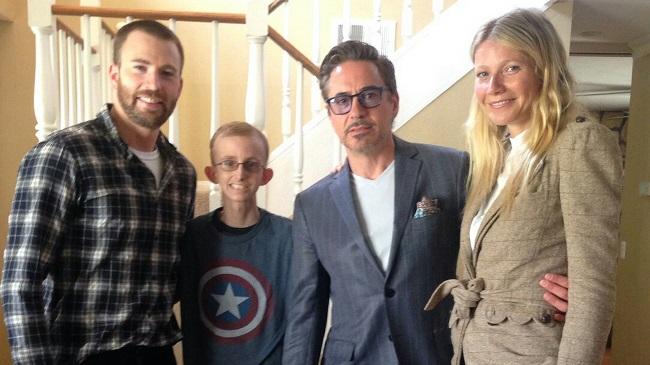 Avengers Visit Fan_158685