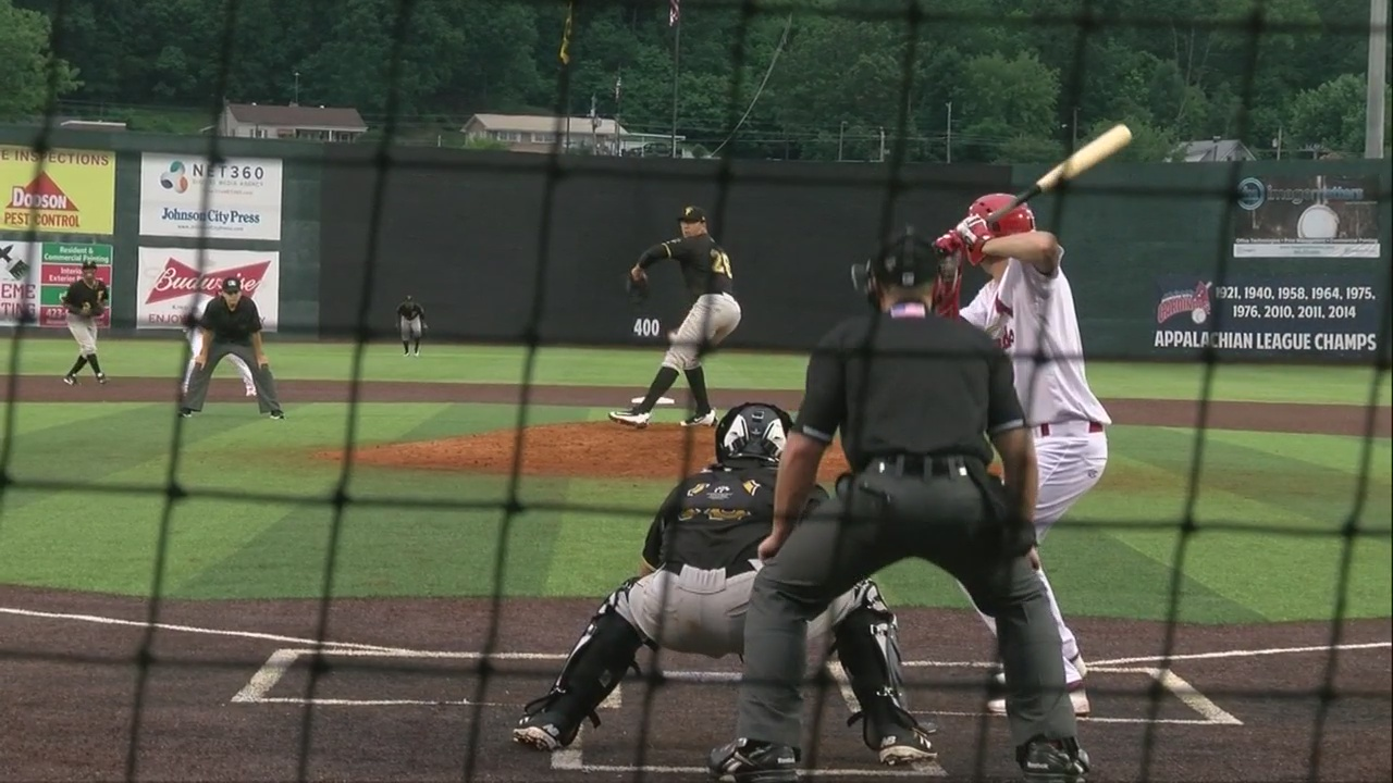 Cardinals, Astros and Mets pick up wins on opening night in Appy League