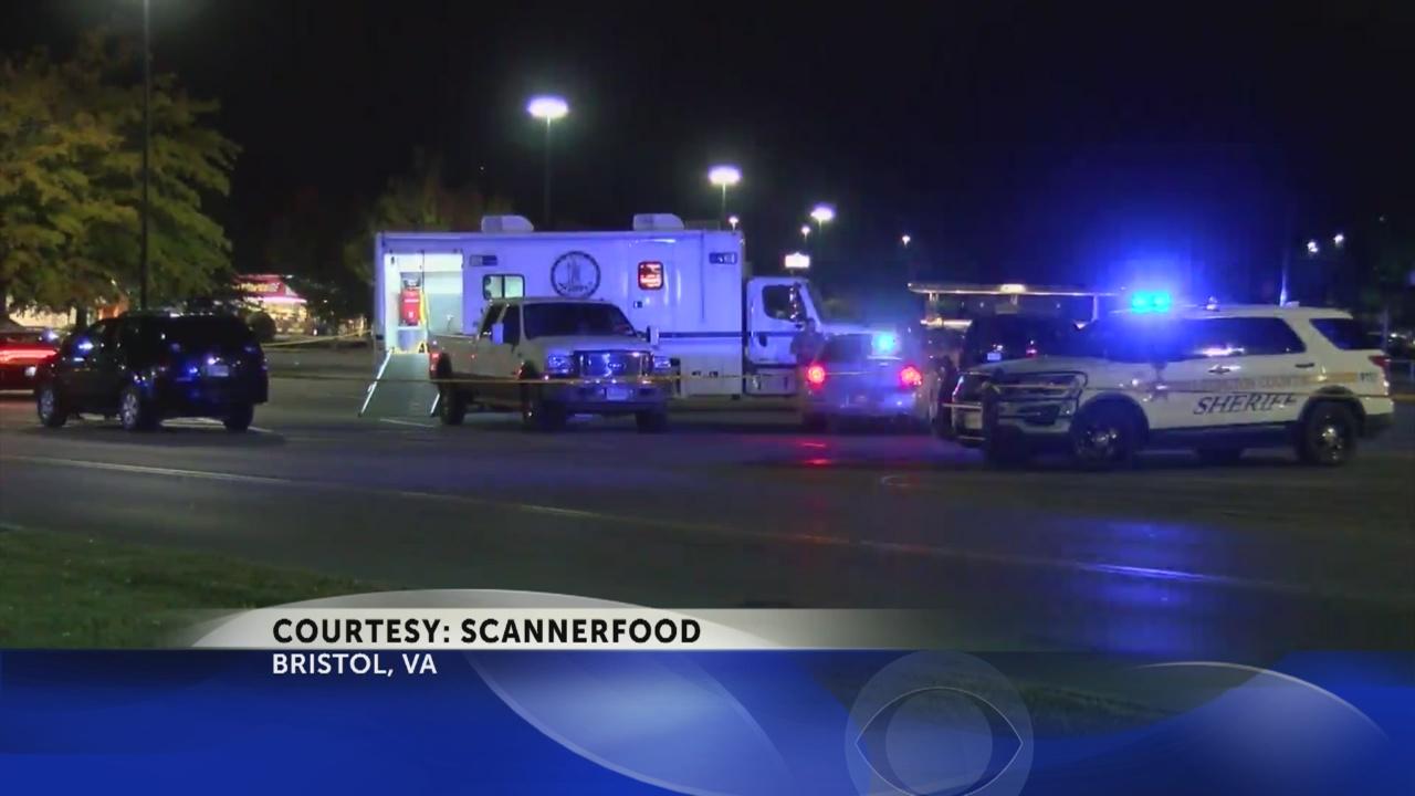 Sheriff: Object found in Bristol, VA Walmart parking lot not an explosive; scene cleared